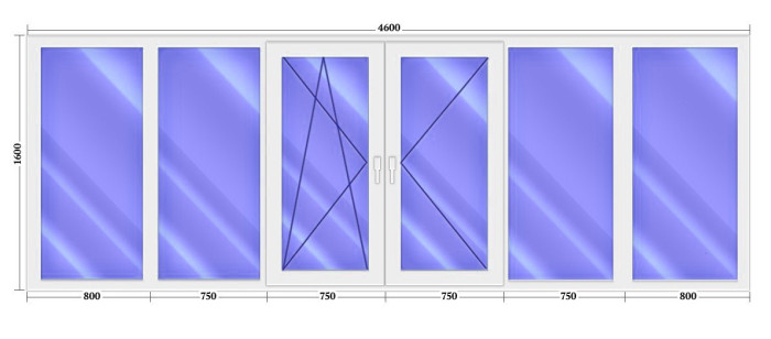 окнолидер балкон цена севастополь