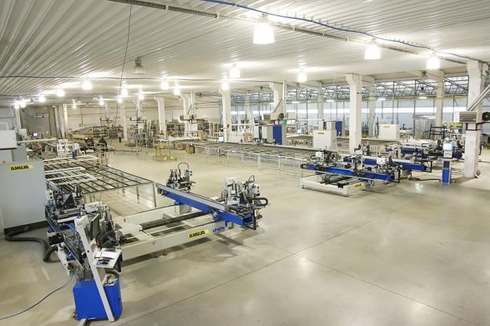 завод пластиковых окон в Симферополе