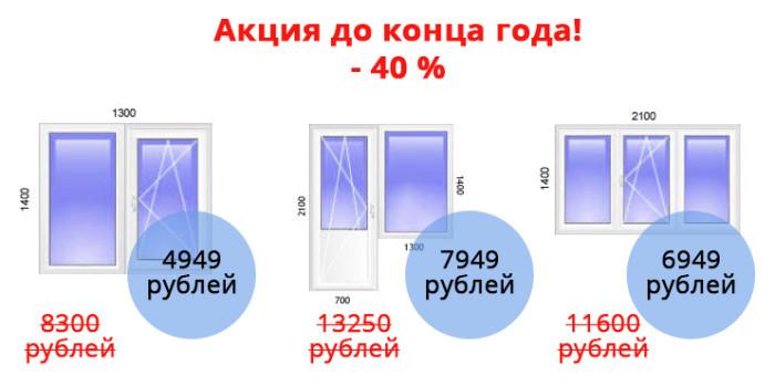 окна крым цена