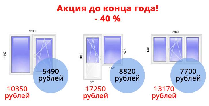 Дешевые пластиковые окна б