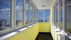 остекление балкона симферополь